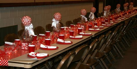 little miss suzy q ward christmas party center pieces
