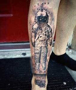 Astronaut Tattoos Designs, Ideas and Meaning | Tattoos For You