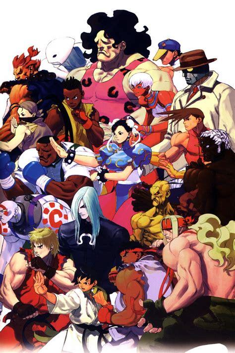 Street Fighter Galleries Street Fighter Iii 3rd Strike