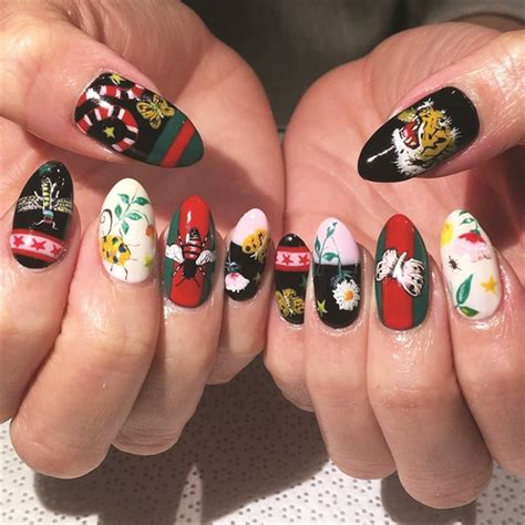 vanity projects miami  seamless blend  nails art