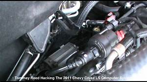 Tommey Reed Hacking The 2011 Chevy Cruze Ls Computer