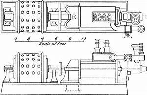Westinghouse Turbo Steam Engine Generator Plan