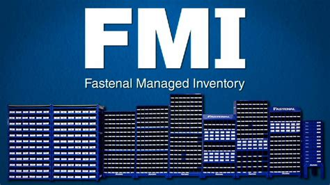 Fastenal Managed Inventory - YouTube