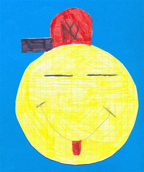 smileys par tom cm1 galerie d arts visuels de l 233 cole