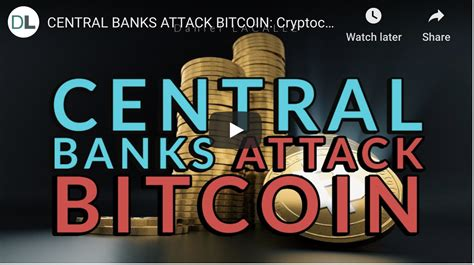 We pay 12% interest on bitcoin and bitcoin cash deposits and provide secure, offline, cold storage for many customers as well as custodial services for bitcoin and bitcoin cash cryptocurrency wallets. Central Banks Attack Bitcoin: Are Cryptocurrencies Under Threat?
