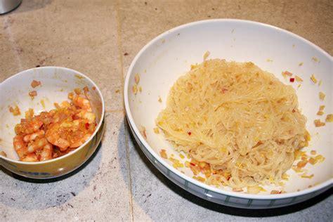 cuisine japonaise calories shirataki aux crevettes pimentées sautés la cuisine