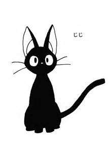 jiji cat jiji by hayao miyazaki lover on deviantart