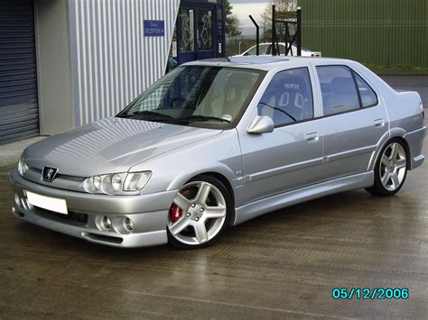 Peugeot 406 20 2001 Auto Images And Specification