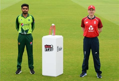 England Vs Pakistan: T2o Series Starts From Today, When ...