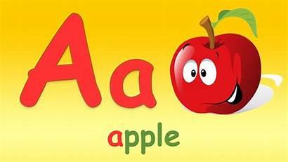 Alphabet Apple Phonics Song Abc Children Songs