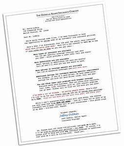 insurance sales letters free sample letter jeffrey dobkin With insurance marketing letters