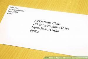 how to address a business envelope effectively 8 steps With how to label an envelope