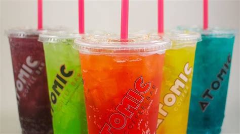 Atomic coffee bar, davenport, iowa. PHOTOS: 7 drinks at Atomic Coffee Bar | Lifestyles ...