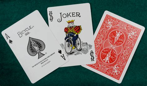 Bicycle Playing Cards Wikipedia