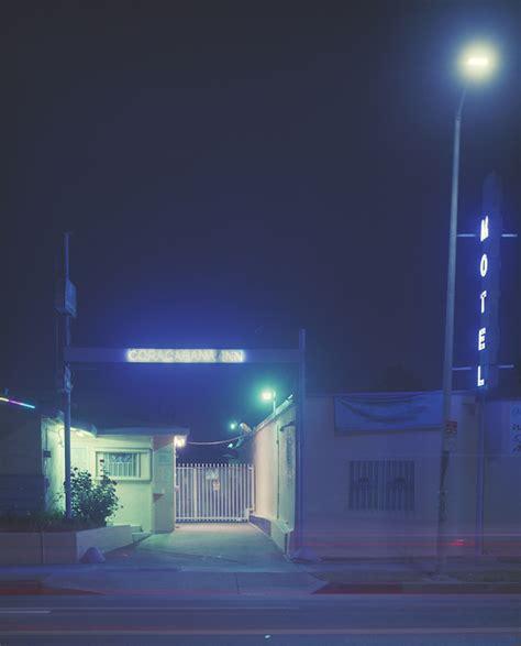 Los Angeles Neon Lights 3 Fubiz Media