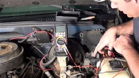 gm no start no fuel troubleshooting youtube 89 mustang solenoid wiring diagram