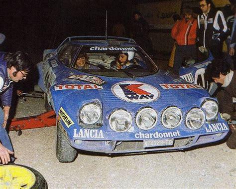 Lancia Stratos rally 1974 - Mad 4 Wheels