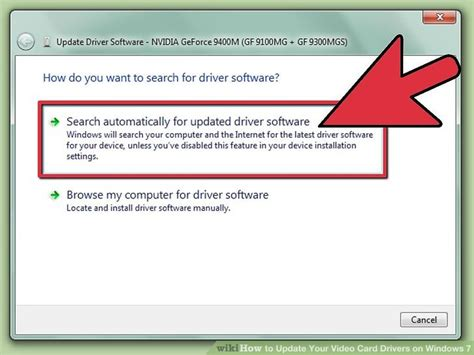 How To Update Your Video Card Drivers On Windows 7 11 Steps