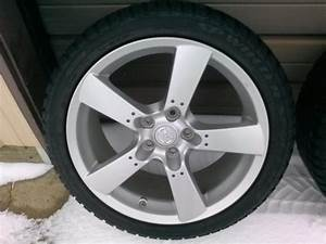 FS Stock RX8 Wheels WTMPS Snow Tires