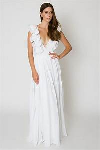 1000 images about white beach dresses on pinterest With white maxi dress for beach wedding