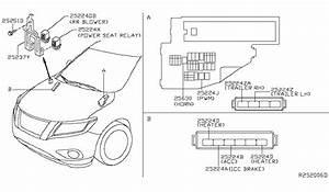 2013 Nissan Pathfinder Trailer Tow Wiring
