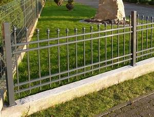 Gartenzaun Metall Grün : gartenzaun metall anthrazit garten und bauen ~ Whattoseeinmadrid.com Haus und Dekorationen