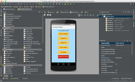 android studio app 30 days with udacity a fast paced and challenging path to