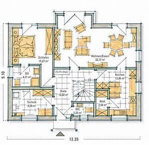 Haus Raumaufteilung Beispiele : stadtvilla grundriss 180 qm ~ Lizthompson.info Haus und Dekorationen