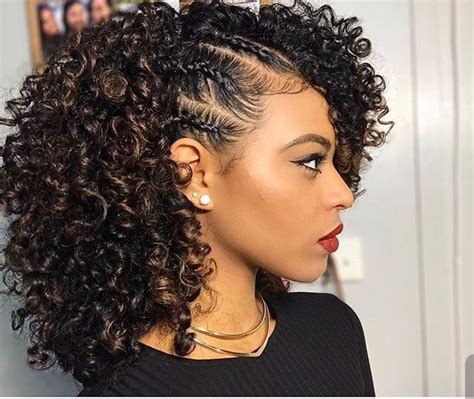 how to style black hair best 25 black hairstyles ideas on 3815