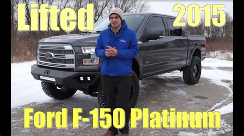 lifted  ford   platinum  house  customs