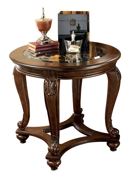 end table with l furniture coffee table set norcastle oval cocktail