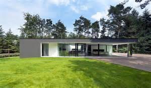 split level style homes villa veth modern nature in hattem netherlands