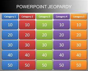 Free jeopardy powerpoint template with music funkymeinfo for Free jeopardy powerpoint template with music