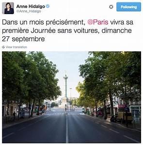 Dimanche Sans Voiture Paris : paris vivra une nouvelle journ e sans voitures ce 27 septembre 2015 ~ Medecine-chirurgie-esthetiques.com Avis de Voitures