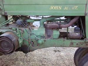 John Deere 60 Help Needed   Pics