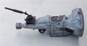 5 Speed Gearbox - Toyota K50 - From A Ke55 Corolla