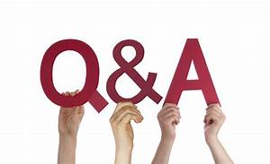 Answers To Four Of Your Media Training Questions
