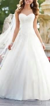 cutest wedding dresses best 25 strapless wedding dresses ideas only on