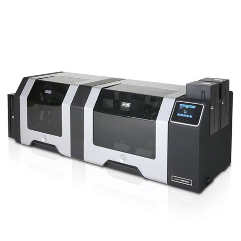 fargo hdp industrial government id card printer