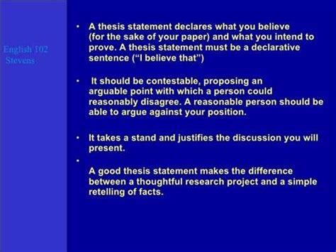 how should a thesis statement be quora how to form a thesis statement yahoo answers