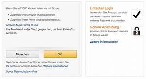 Amazon Auf Rechnung Bezahlen Wie Lange Zeit : sonos mit integration von amazon prime music so geht s ~ Themetempest.com Abrechnung