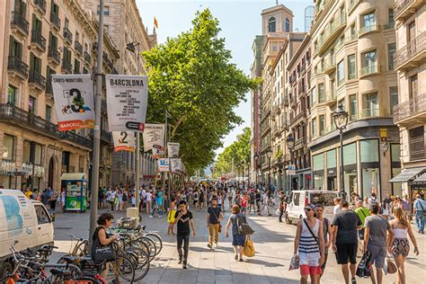 Barcelona Can The Idea Of Superblocks Improve City Living