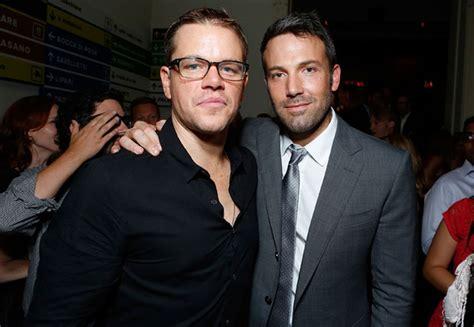 Matt Damon opens up about 'gay rumors' surrounding his ...