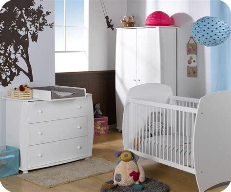 chambre bébé complète chambre bébé compléte rêve blanche