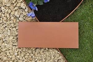 Bordure Plastique Jardin : bordure jardin plastique cm x 5 m terracotta ~ Premium-room.com Idées de Décoration