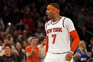 Carmelo Anthony named injury replacement to NBA All-Star Game  Carmelo