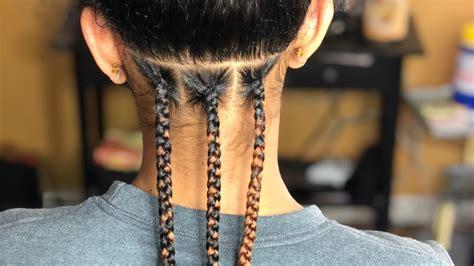 knotless box braids tutorial video black hair information