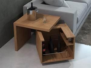 Meuble Bout De Canapé : meuble bout de canap blitterwolf ~ Preciouscoupons.com Idées de Décoration