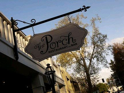 the porch sacramento best places to get a toddy in sacramento 171 cbs sacramento