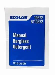 Manual Bar Glass Detergent